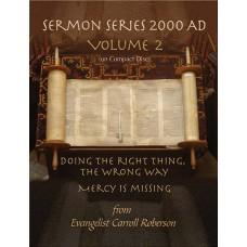 Sermon Series 2000 AD - Volume 2