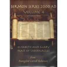 Sermon Series 2000 AD - Volume 4