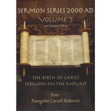 Sermon Series 2000 AD - Volume 5