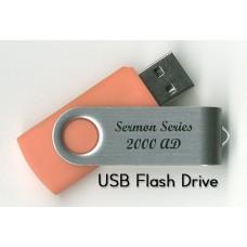 Sermon Series 2000 AD - USB Flash Drive